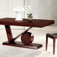 Τραπέζι από ξύλο αμερικάνικης δρυς.